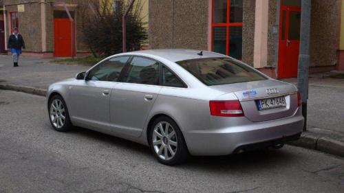 Audi A6 A7 Klub Polska A6 C6 Zmieniłem Opony Na Zimowe