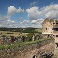 Bolków-zamek w Bolkowie #Bolków #zamek #mury #zwiedzanie