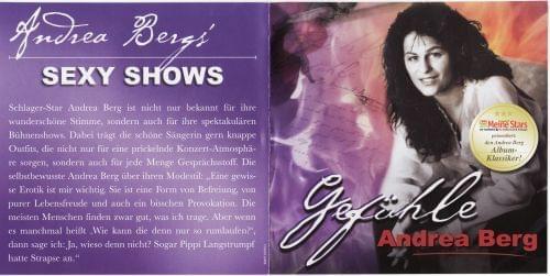 Andrea Berg - Gefuehle 1995