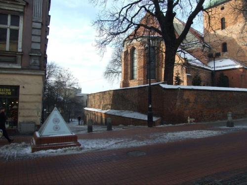 Gniezno Kościół św. Trójcy ul .Warszawska, Słomianka