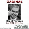 #DanielTomczak #Poznań #wielkopolskie #zaginął #PoszukiwanieOsóbZaginionych #MissingPeople #Aktualności #Zaginieni #Poszukiwani #pomoc #ProsimyOPomoc #KtokolwiekWidział #KtokolwiekWie #AdnotacjaPolicyjna #policja #Apel #lost #Fiedziuszko #ITAKA