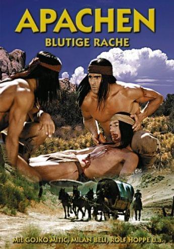 Apacze / Apachen (1973) | DVDRIP | LEKTOR PL
