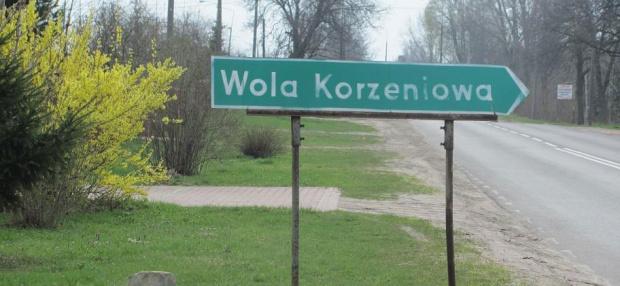 Wola Korzeniowa