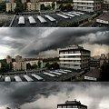 chmury burzowe #ChmuryBurzowe #ficiol007 #natura
