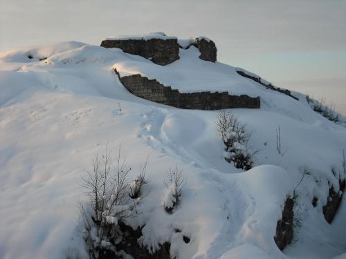 ruiny-zima 2009 #zima